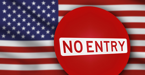 Weiterhin Einreisestopp wegen für USA und Russland