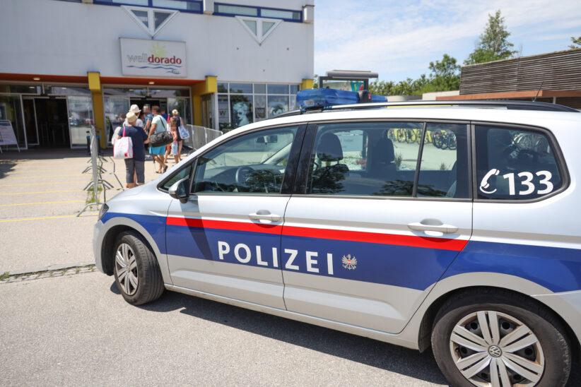 Schwerer Badeunfall im Freibad in Wels-Lichtenegg endet glimpflich