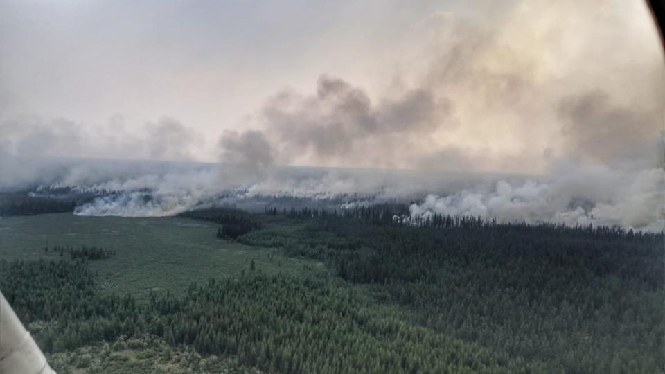 Waldbrände in Russland breiten sich schneller aus