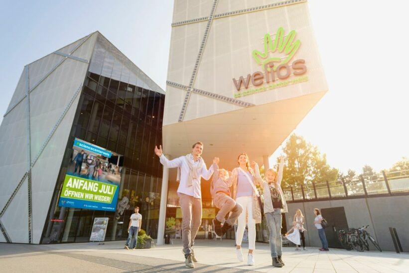 Mit dem Welios in den Sommer starten