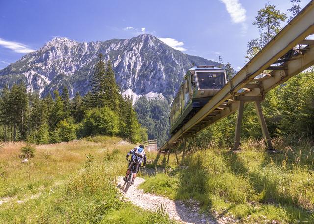 Wanderin in Oberösterreich 50 Meter abgestürzt