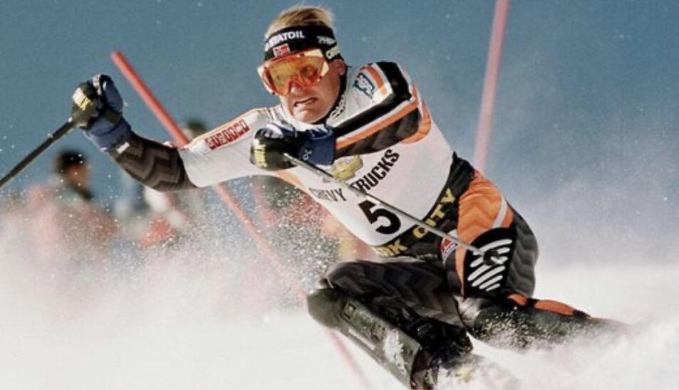 Slalom-Olympiasieger Finn Christian Jagge verstorben