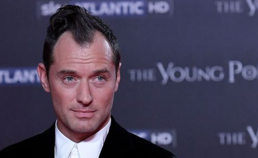 Jude Law soll Captain Hook spielen