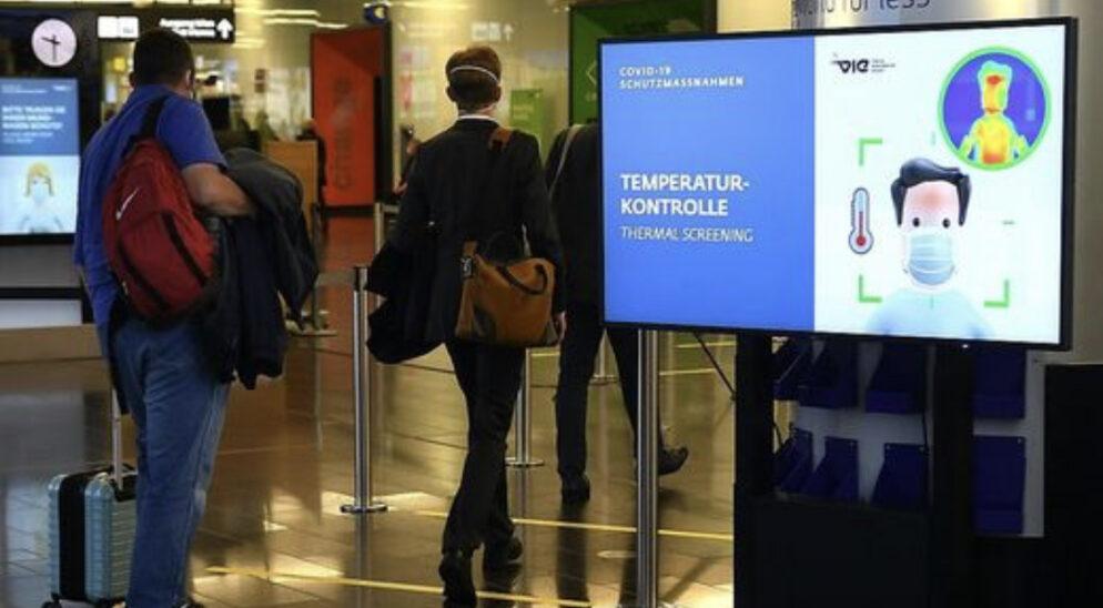 Flugzeuge aus 18 Risikogebieten dürfen nicht mehr in Österreich landen