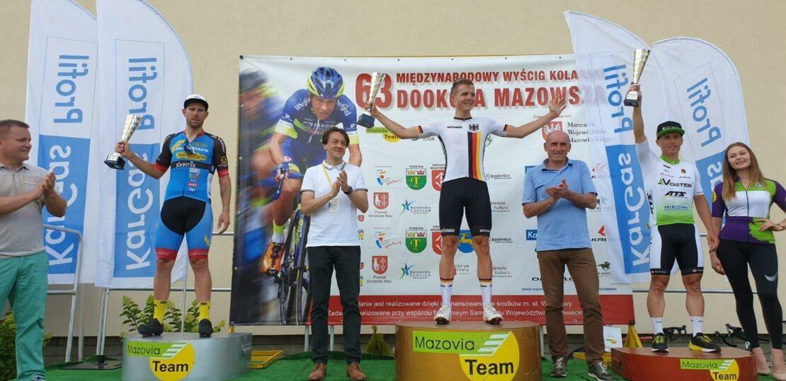 2. Platz für Filippo Fortin bei Rundfahrt in Polen