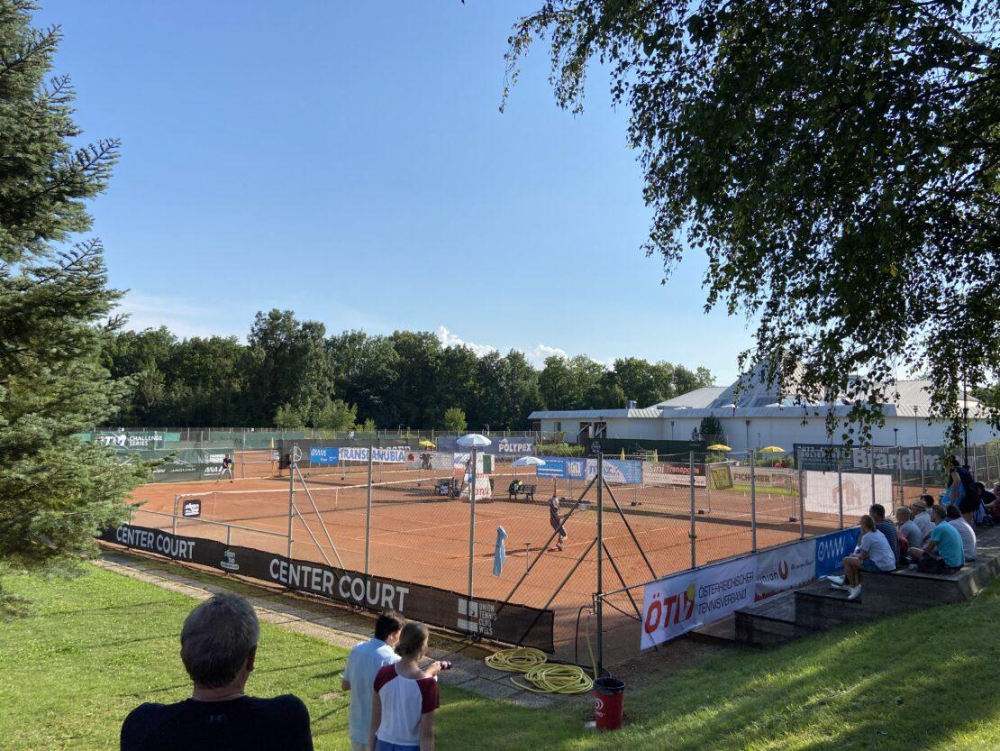 Cellanger Serie Tennis Wels Rosenau