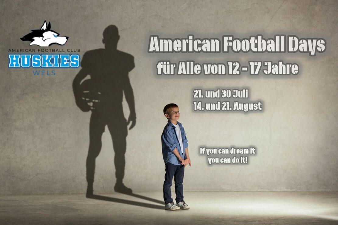 Huskies American Football Days