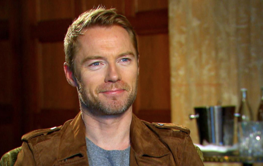 Country-Fan Ronan Keating träumt von Duett mit Garth Brooks