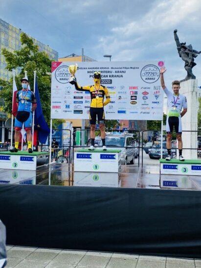 2.Platz für Filippo Fortin