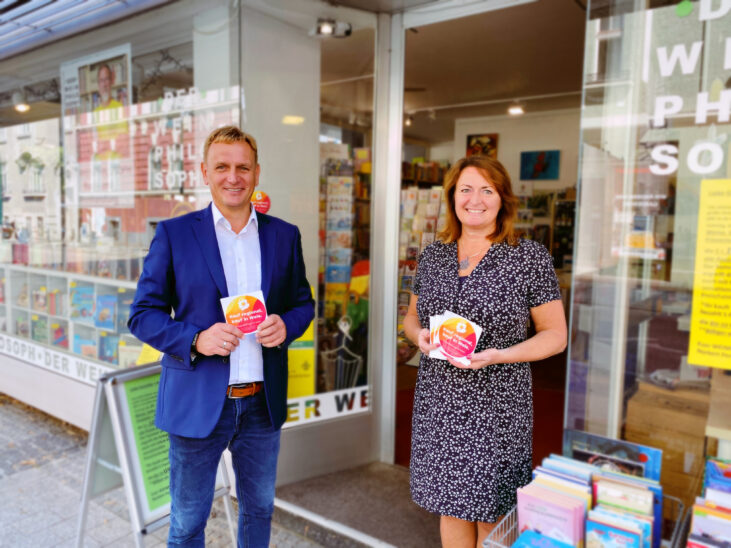 Regionale Wirtschaftskampagne soll Kaufkraft in der Stadt steigern