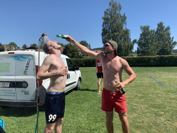 Volleyball Ortsmeisterschaften in Offenhausen