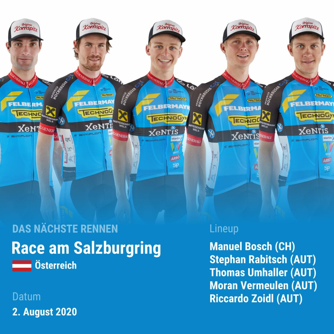 Race am Salzburgring