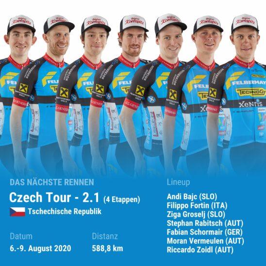 Czech Tour