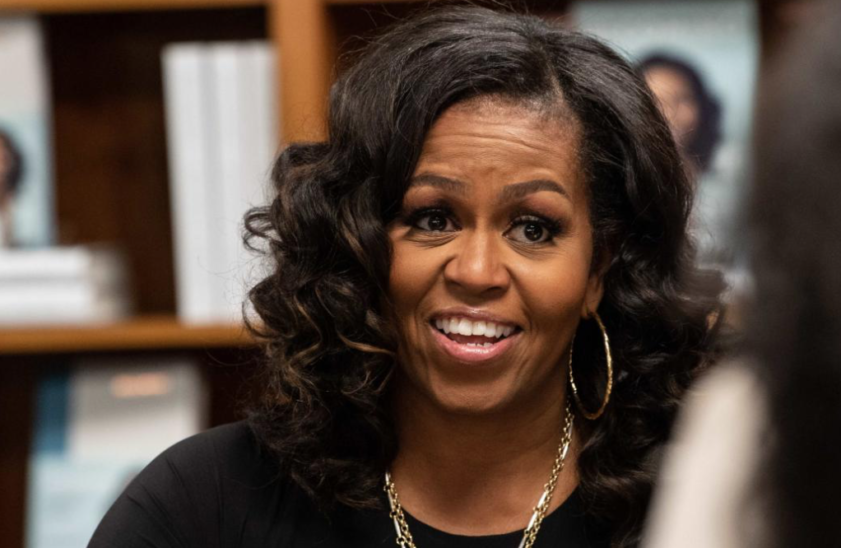 "Michelle Obama leidet an ""leichter Depression"""