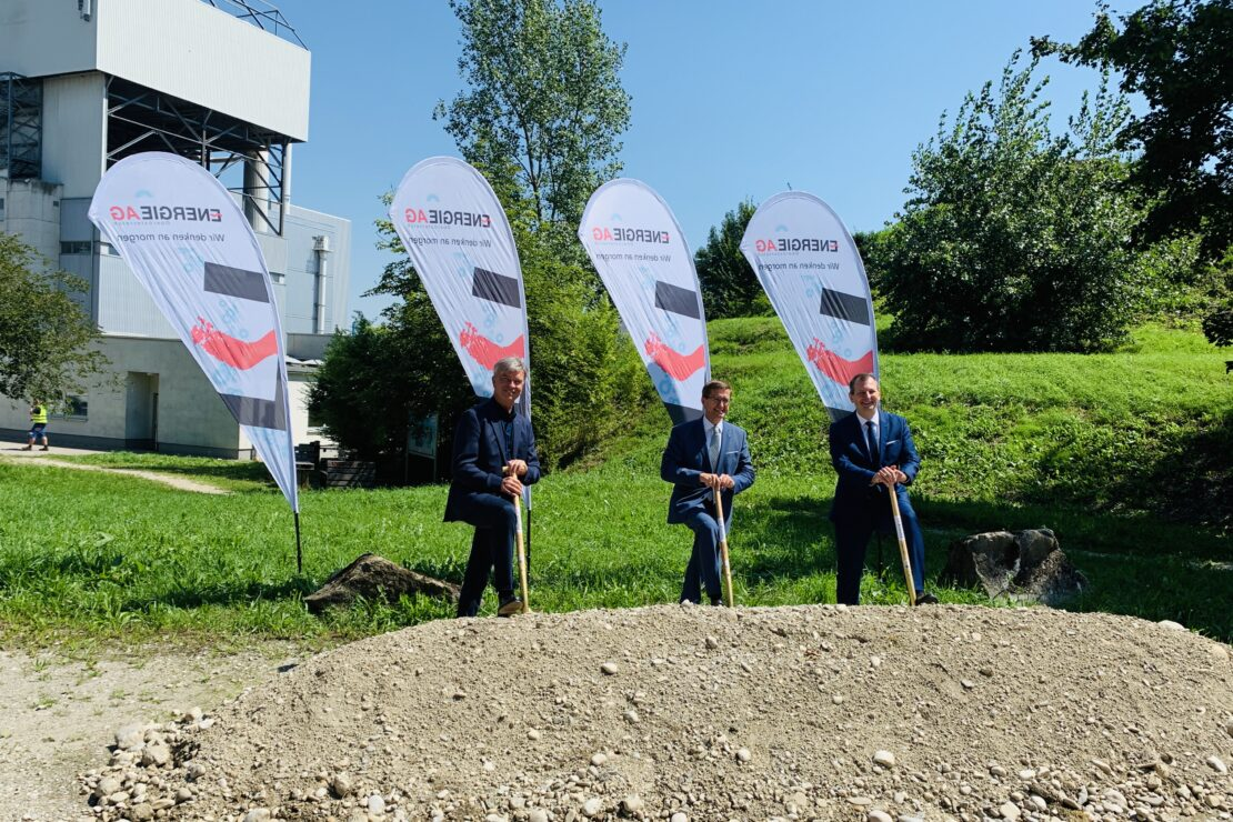 Energie AG Umwelt Service konzentriert Zentrale in Wels