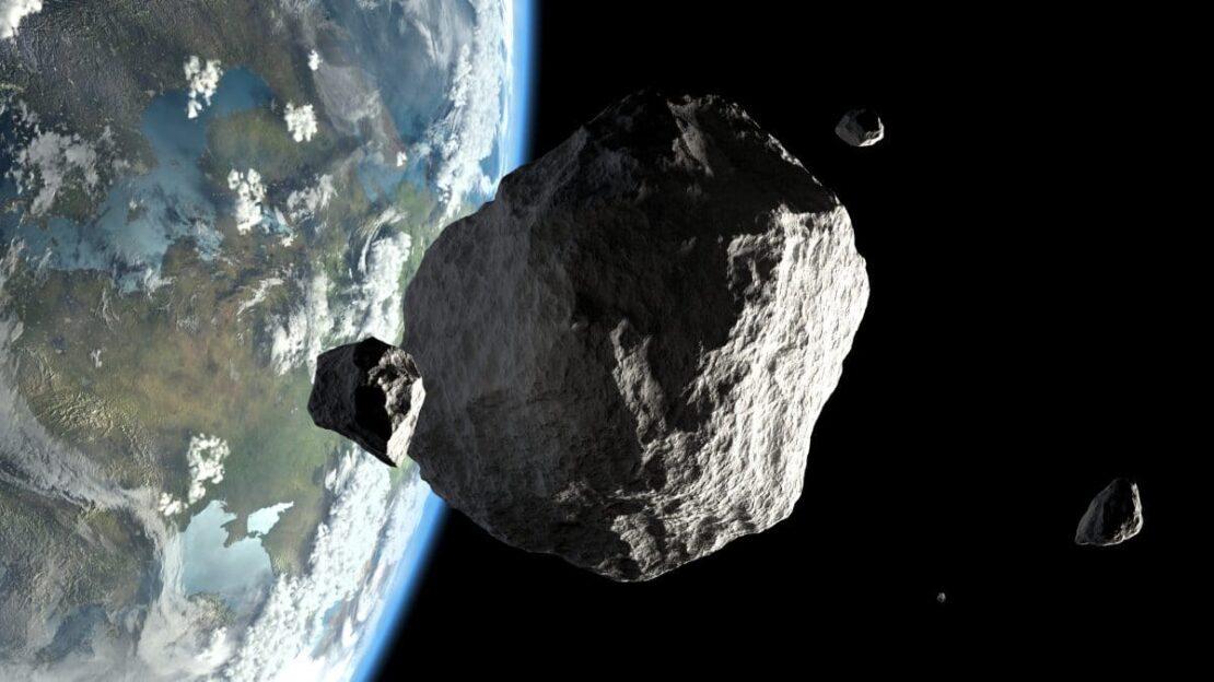 """Asteroid """"2011 ES4"""" fliegt knapp an der Erde vorbei"""