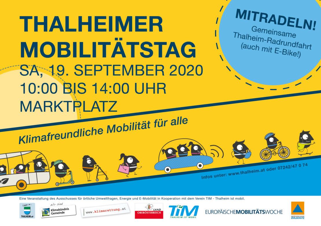 Thalheimer Mobilitätstag 2020