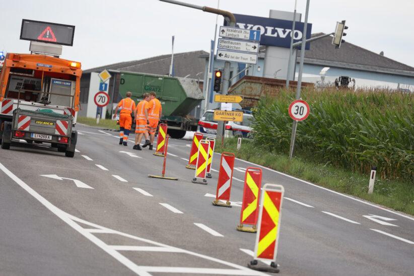 Straßensperre mit 22 Kilometer-Umleitung sorgte im Vorfeld bereits für Diskussion