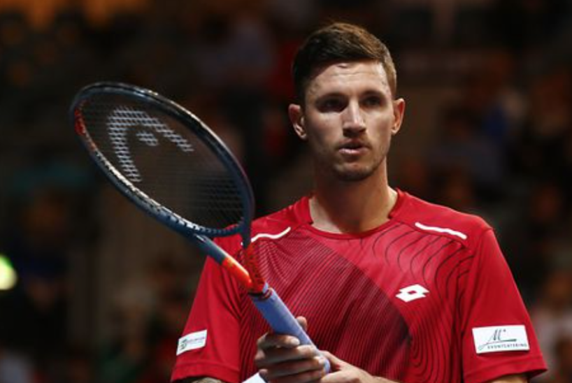 Dennis Novak in New-York-Quali weiter