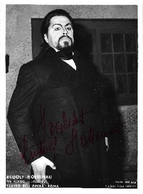 Rudolf Holtenau Die Opernstimme ist im Alter von 88 Jahren in Wien verstummt