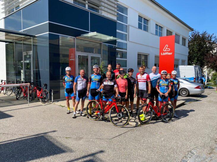 Team Felbermayr Simplon Wels meets Löffler