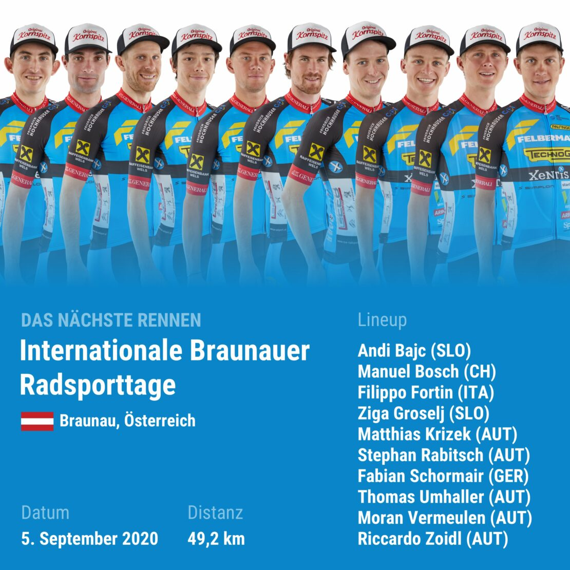 21.internationale Brauner Radsporttage