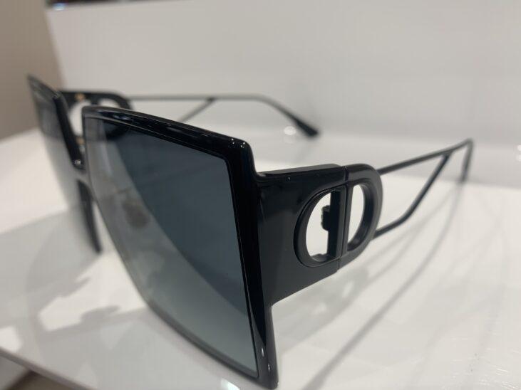Weltweit vergriffene Dior Brille in Wels erhältlich