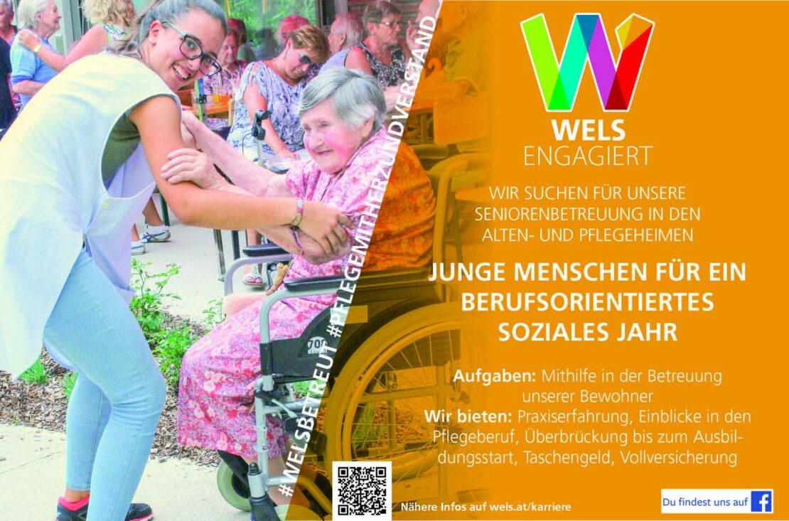 Seniorenbetreuung in Wels