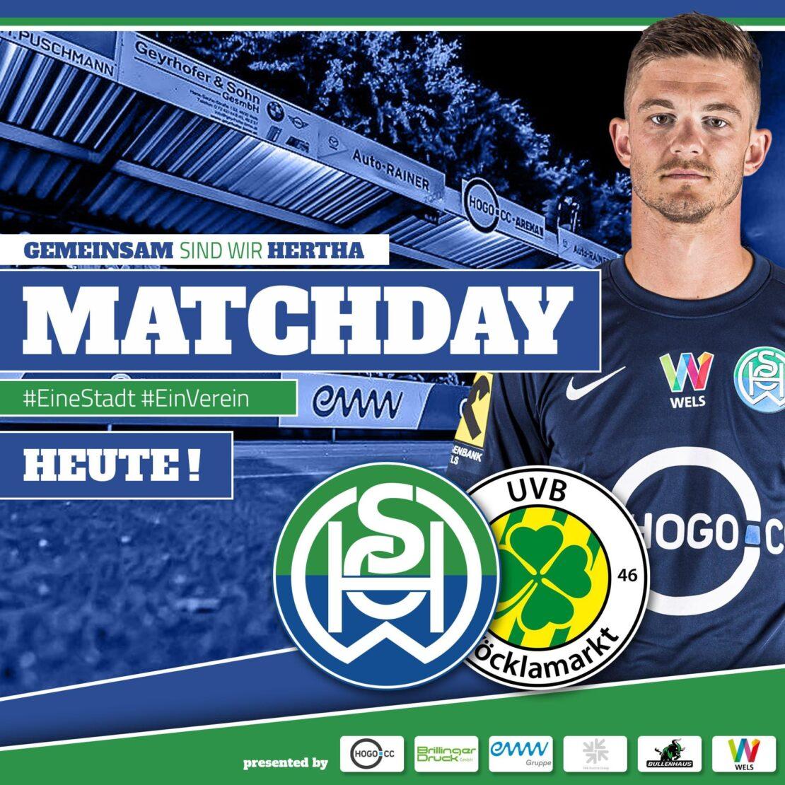 WSC Matchday