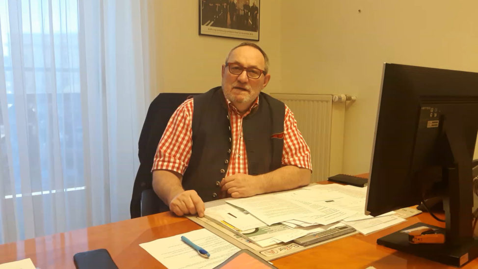 Lambachs Bürgermeister hört auf