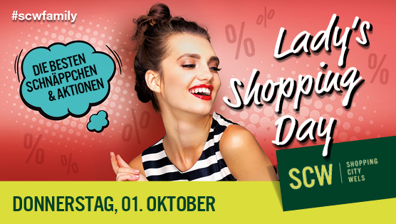 SCW - Lady's Shopping Day