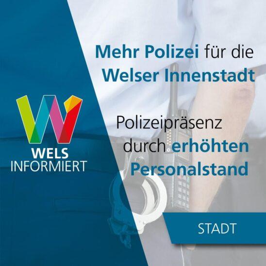 Polizei in Wels