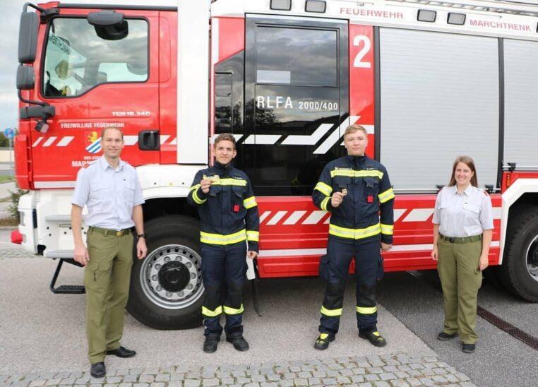 Feuerwehr Marchtrenk