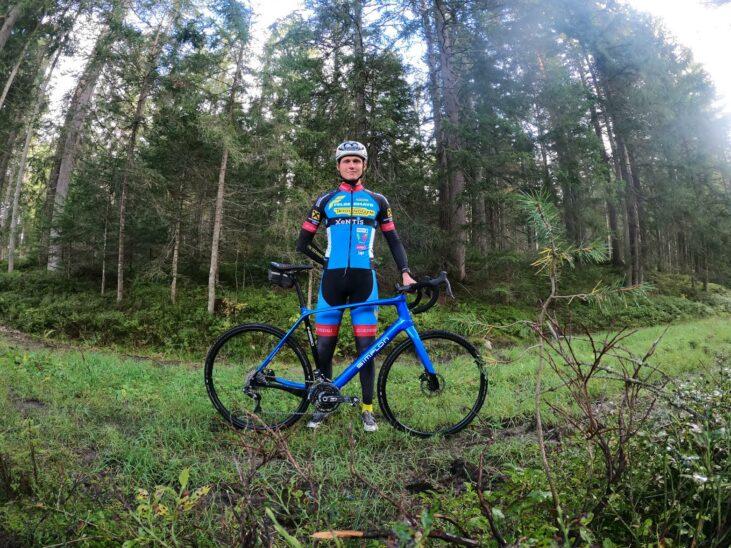 Moran Vermeulen startet heuer im Cyclocross-Cup!