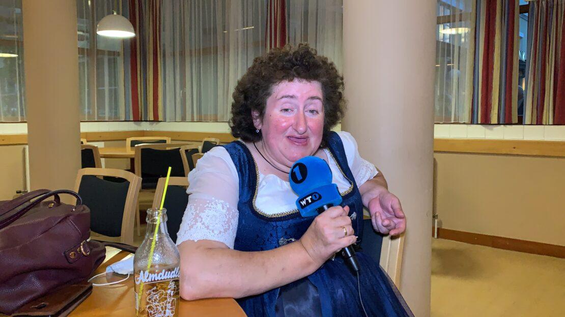Dämmershoppen mit Renate Maier
