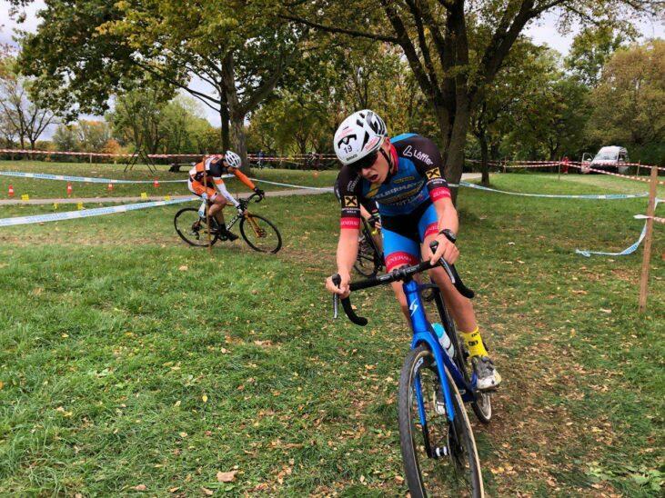 2.Platz für Vemreulen beim Cyclocross Auftakt
