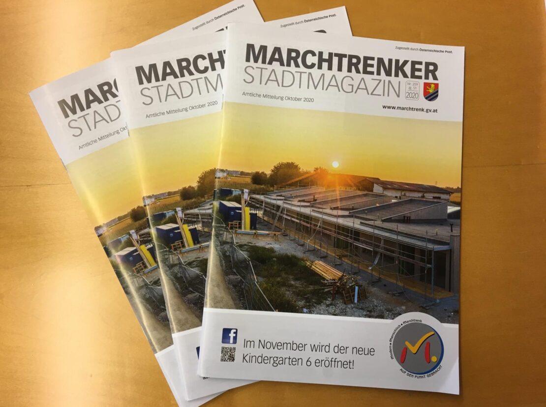 Stadtmagazin Marchtrenk