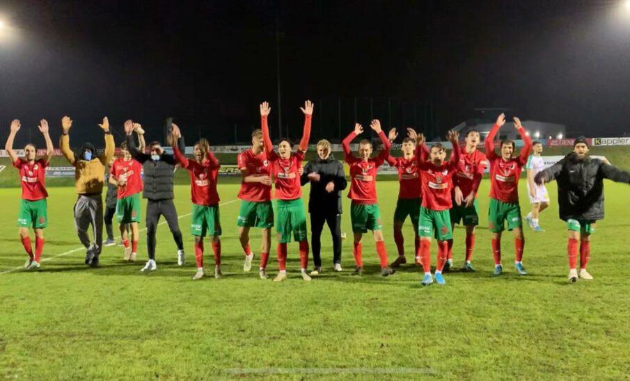 FC Wels Heimsieg!
