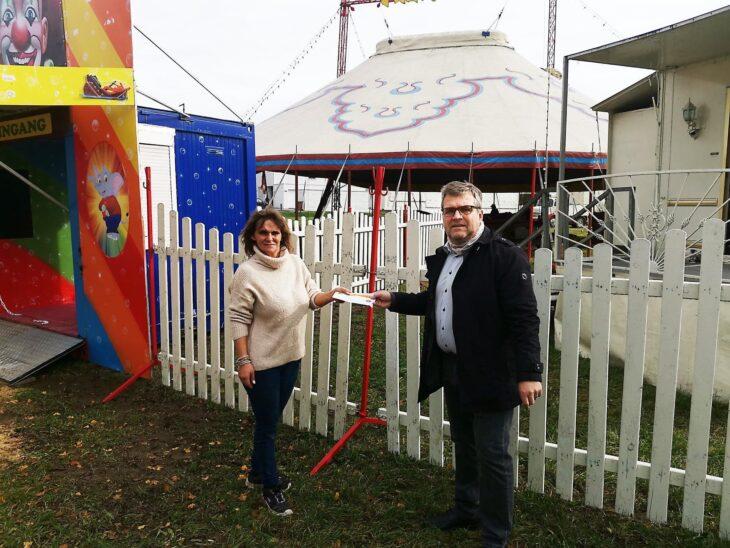 Zirkus in Marchtrenk