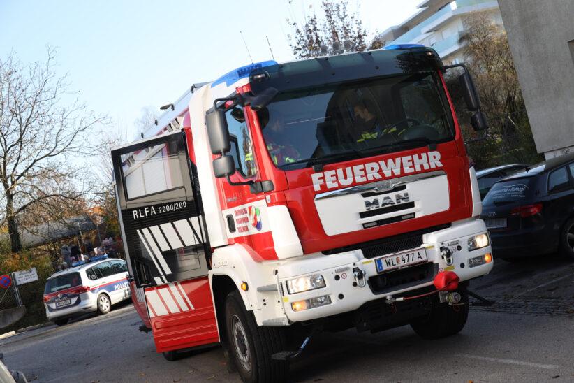 Mittagessen in Rauch aufgegangen - Brandverdacht in einer Wohnung in Thalheim bei Wels
