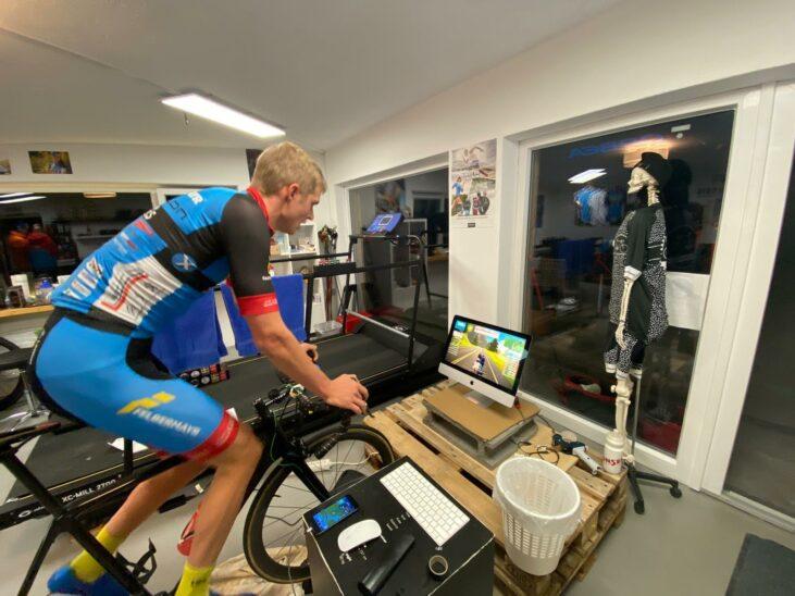 Vermeulen will bei eCycling League auf das Podest
