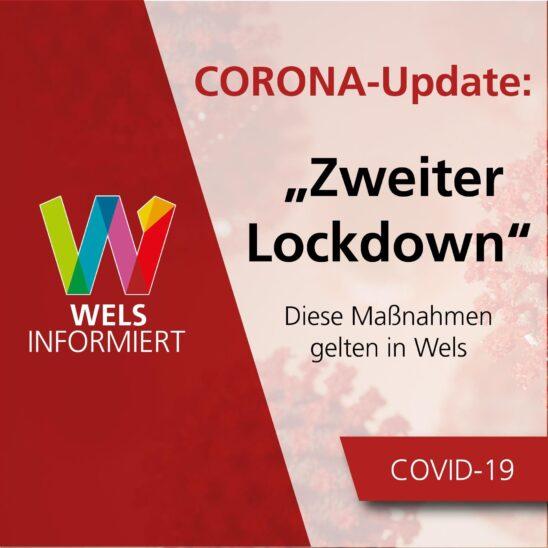 Corona Update Wels