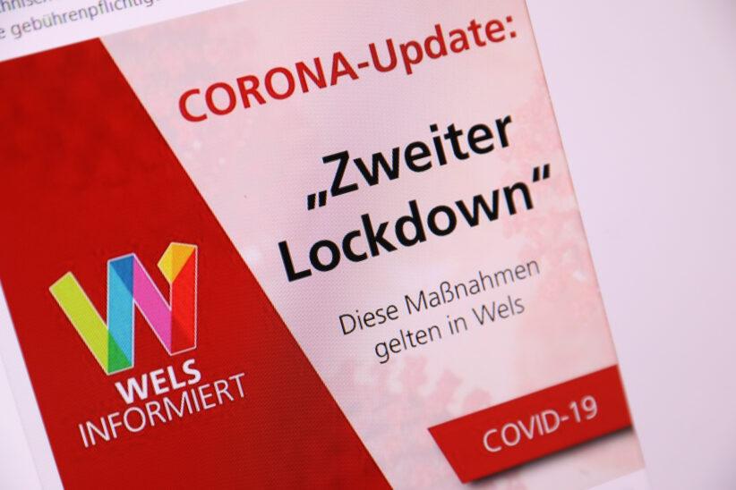 Corona-Lockdown: Auch Welser Weihnachtswelt nun doch endgültig abgesagt