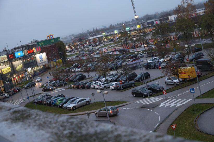 Ansturm auf Einkaufszentren und Baumärkte vor neuerlichem Covid-19-Lockdown