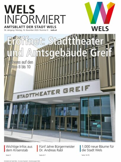 Neue Amtsblatt Ausgabe
