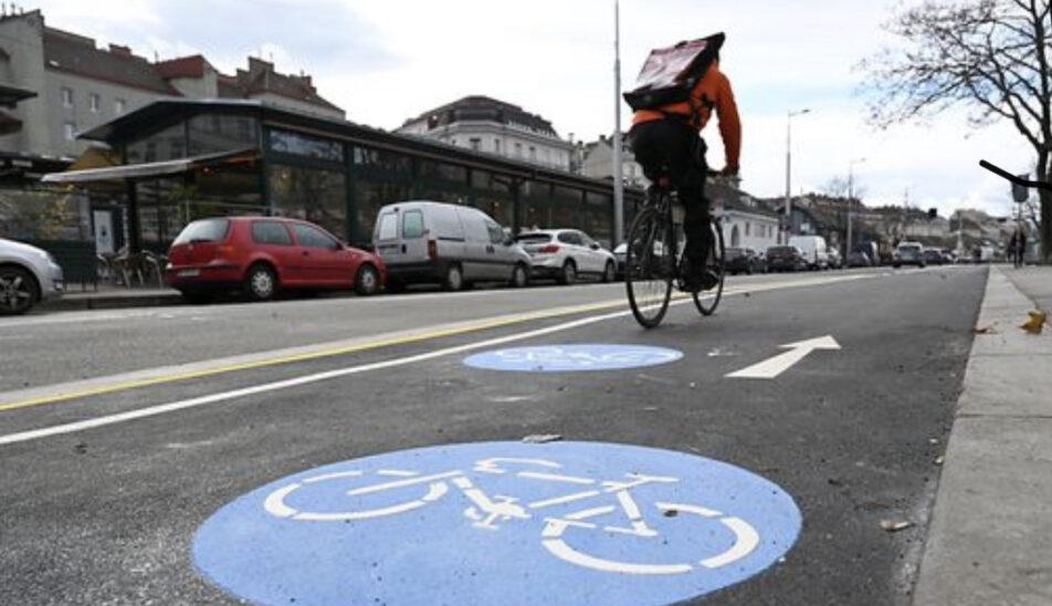 Auto und Fahrrad Krisengewinner bei der Mobilität
