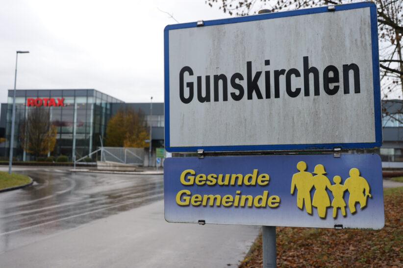 Feuerwehreinsatz nach elektrostatischer Entladung bei Unternehmen in Gunskirchen