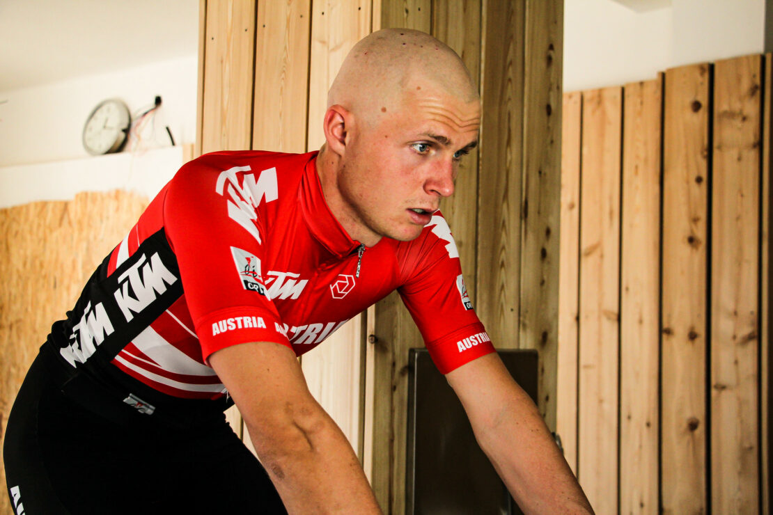 Felbermayer Fahrer startet bei eCycling WM