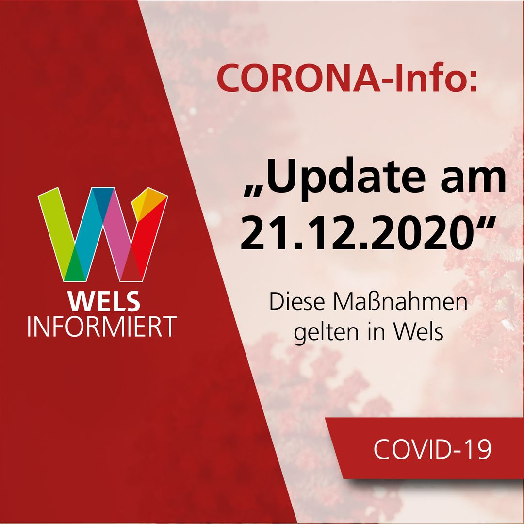 Corona Maßnahmen in Wels