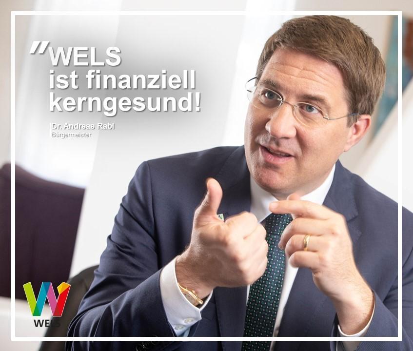 Finanzen in Wels